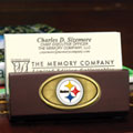 Pittsburgh Steelers NFL Business Card Holder