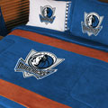 Dallas Mavericks NBA Microsuede Comforter / Sheet Set
