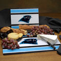 Carolina Panthers NFL Glass Cutting Board Set
