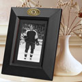 "Boston Bruins NHL 10"" x 8"" Black Vertical Picture Frame"