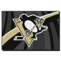 "Pittsburgh Penguins NHL 39"" x 59"" Tufted Rug"