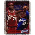 "LeBron James NBA ""Players"" 48"" x 60"" Tapestry Throw"