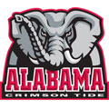 Alabama Resized Logo Fathead NCAA Wall Graphic