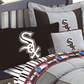 Chicago White Sox MLB Authentic Team Jersey Window Valance