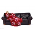 Indiana Hoosiers NCAA College The Comfy Throw� by Northwest�