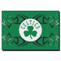 "Boston Celtics   NBA 20"" x 30"" Tufted Rug"