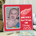 Detroit Redwings NHL Ceramic Picture Frame