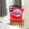 "Minnesota Twins 16"" Novelty Plush Pillow"