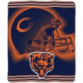 "Chicago Bears NFL ""Tonal"" 50"" x 60"" Super Plush Throw"