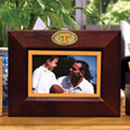 "Tennessee Vols NCAA College 8"" x 10"" Brown Horizontal Picture Frame"