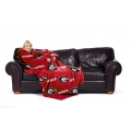 Georgia Bulldogs NCAA College The Comfy Throw� by Northwest�