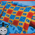 Thomas Ticket to Ride Pillow Sham