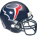 Houston Texans Helmet Fathead NFL Wall Graphic