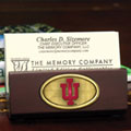 Indiana Hoosiers NCAA College Business Card Holder