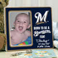 Milwaukee Brewers MLB Ceramic Picture Frame