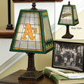 Oakland Athletics MLB Art Glass Table Lamp