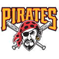 Pittsburgh Pirates Logo Fathead MLB Wall Graphic