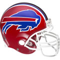 Buffalo Bills Helmet Fathead NFL Wall Graphic
