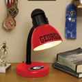 Georgia UGA Bulldogs NCAA College Desk Lamp