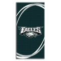 "Philadelphia Eagles NFL 30"" x 60"" Terry Beach Towel"