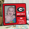 Georgia UGA Bulldogs NCAA College Ceramic Picture Frame