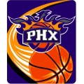 "Phoenix Suns NBA 50"" x 60"" Super Plush Throw"