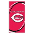"Cincinnati Reds MLB 30"" x 60"" Terry Beach Towel"