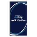 "Seattle Seahawks NFL 30"" x 60"" Terry Beach Towel"