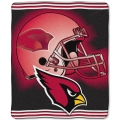 "Arizona Cardinals NFL ""Tonal"" 50"" x 60"" Super Plush Throw"
