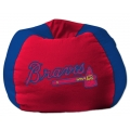"Atlanta Braves MLB 102"" Bean Bag"