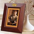 "Tennessee Vols NCAA College 10"" x 8"" Brown Vertical Picture Frame"