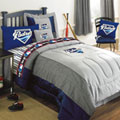 San Diego Padres MLB Authentic Team Jersey Bedding Twin Size Comforter / Sheet Set
