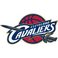 Cleveland Cavaliers Resized Logo Fathead NBA Wall Graphic