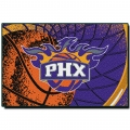 "Phoenix Suns NBA 39"" x 59"" Tufted Rug"