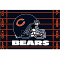 "Chicago Bears NFL 39"" x 59"" Tufted Rug"