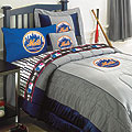 New York Mets Team Jersey Authentic Toss Pillow