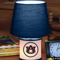 Auburn Tigers NCAA College Accent Table Lamp