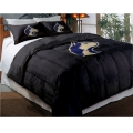 "Washington Huskies College Twin Chenille Embroidered Comforter Set with 2 Shams 64"" x 86"""