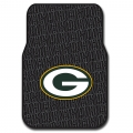 Green Bay Packers NFL Car Floor Mat
