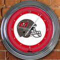 "Tampa Bay Buccaneers NFL 15"" Neon Wall Clock"