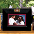 "San Francisco 49ers NFL 8"" x 10"" Black Horizontal Picture Frame"