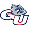 Gonzaga Logo Fathead NCAA Wall Graphic