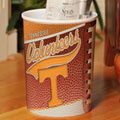 Tennessee Vols NCAA College Office Waste Basket