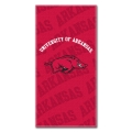 "Arkansas Razorbacks College 30"" x 60"" Terry Beach Towel"