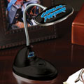 Carolina Panthers NFL LED Desk Lamp