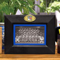 "New York Rangers NHL 8"" x 10"" Black Horizontal Picture Frame"
