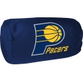 "Indiana Pacers NBA 14"" x 8"" Beaded Spandex Bolster Pillow"