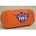 "Phoenix Suns NBA 14"" x 8"" Beaded Spandex Bolster Pillow"