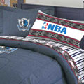 Dallas Mavericks Team Denim Window Valance