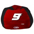 Kasey Kahne #9 NASCAR Cotton Duck Bean Bag Chair.